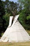 Tienda de los indios norteamericanos Imagen de archivo libre de regalías