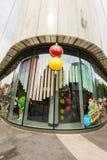Tienda de M&M World Imagenes de archivo