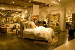 Tienda de muebles Fotografía de archivo