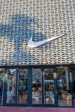 Tienda de Nike en Miami Beach Fotos de archivo