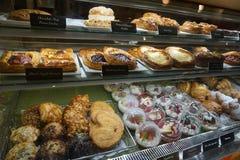 Tienda de pasteles Fotos de archivo libres de regalías