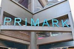 Tienda de Primark en Londres Imagen de archivo