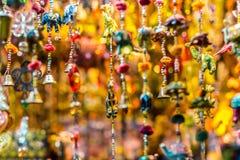 Tienda de recuerdos árabe Fotografía de archivo libre de regalías