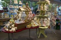 Tienda de regalos Imagen de archivo