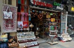 Tienda de regalos de Topkapi imagen de archivo libre de regalías