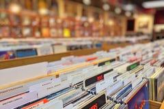 Tienda de registro Fotografía de archivo libre de regalías