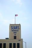 Tienda de Sears Imagen de archivo libre de regalías