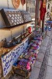 Tienda de souvenirs Imagen de archivo libre de regalías