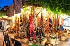 Tienda de souvenirs Turquía Fotografía de archivo libre de regalías