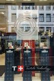 Tienda de Tissot Fotografía de archivo