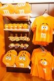 Tienda de World de los M&Ms Imagen de archivo