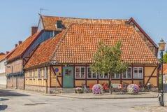 Tienda de Ystad Foto de archivo libre de regalías