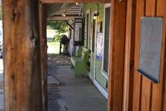Tienda del borde de la carretera Fotos de archivo libres de regalías