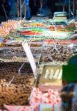 Tienda del caramelo, tienda dulce Foto de archivo