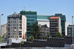 Tienda del EL Corte Inges en Oporto, Portugal Foto de archivo libre de regalías