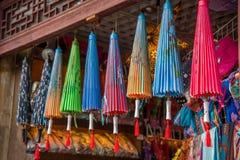 Tienda del oeste de la artesanía del parque de Zhongshan del lago hangzhou Fotografía de archivo