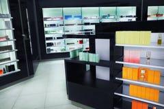 Tienda del perfume Imagenes de archivo