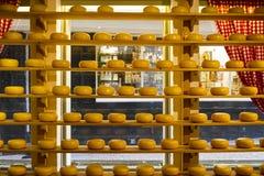 tienda del queso Fotografía de archivo