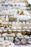 Tienda del queso de Lyoin imágenes de archivo libres de regalías