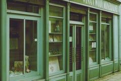 Tienda del vintage Fotografía de archivo libre de regalías