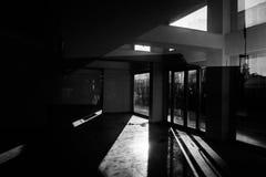 Tienda Desolated Fotografía de archivo libre de regalías