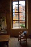 Tienda en Girona foto de archivo libre de regalías