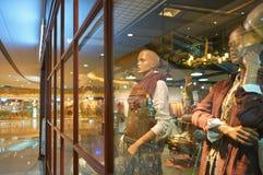 Tienda en Shenzhen Imágenes de archivo libres de regalías