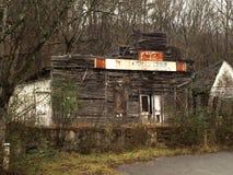 Tienda general de decaimiento Foto de archivo