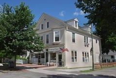 Tienda general de la pequeña ciudad Foto de archivo