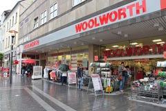 Tienda GmbH de Woolworth Imagen de archivo