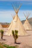 Tienda india nacional de indios americanos Imagen de archivo