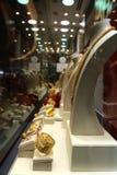 Tienda Jewellry en grandes almacenes imagen de archivo libre de regalías