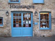 Tienda real de Highgrove Fotografía de archivo libre de regalías