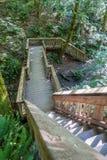 Tienda un puente sobre sobre la corriente 2 Fotos de archivo