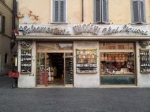 tienda urbana fotos de archivo