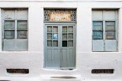 Tienda vieja en Grecia Imagen de archivo