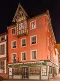 Tienda Villingen-Schwenningen Alemania del reloj imágenes de archivo libres de regalías