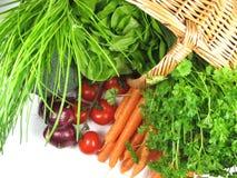 Tiendas de comestibles frescas Foto de archivo