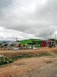 Tiendas en Kenia foto de archivo libre de regalías