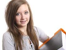 Tiener student Royalty-vrije Stock Afbeeldingen