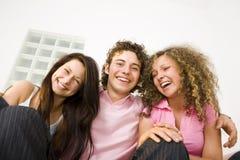 Tieners Stock Foto's
