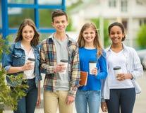 tieners Royalty-vrije Stock Afbeeldingen