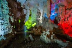 TienKung Cave at Halong Bay, Viet Nam Stock Photos