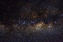 Tient le premier rôle le fond étoilé de noir d'univers de nuit de ciel d'espace extra-atmosphérique de galaxie Photographie stock