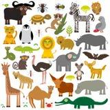 Tier-Afrika Lizenzfreie Stockbilder