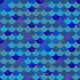 Tierdruck Kann als Hintergrund verwenden Fischhaut Es kann für Leistung der Planungsarbeit notwendig sein vektor abbildung