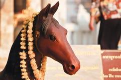 Tiere, die die Statue das göttliche anbeten ließen Lizenzfreie Stockbilder
