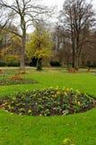 Tiergarten, Berlin. Tiergarten (German for Animal Garden) is a large park in the centre of Berlin Stock Photos