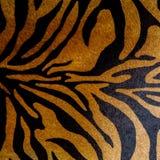 Tierisches nahtloses Muster des abstrakten Druckes Zebra, Tigerstreifen Gestreifte wiederholende Hintergrundbeschaffenheit Gewebe Stockfotografie