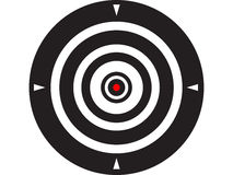 Tierney target Stock Image